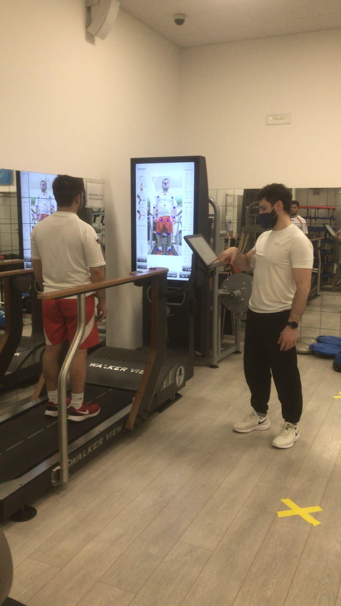Screening Day per postura e movimento